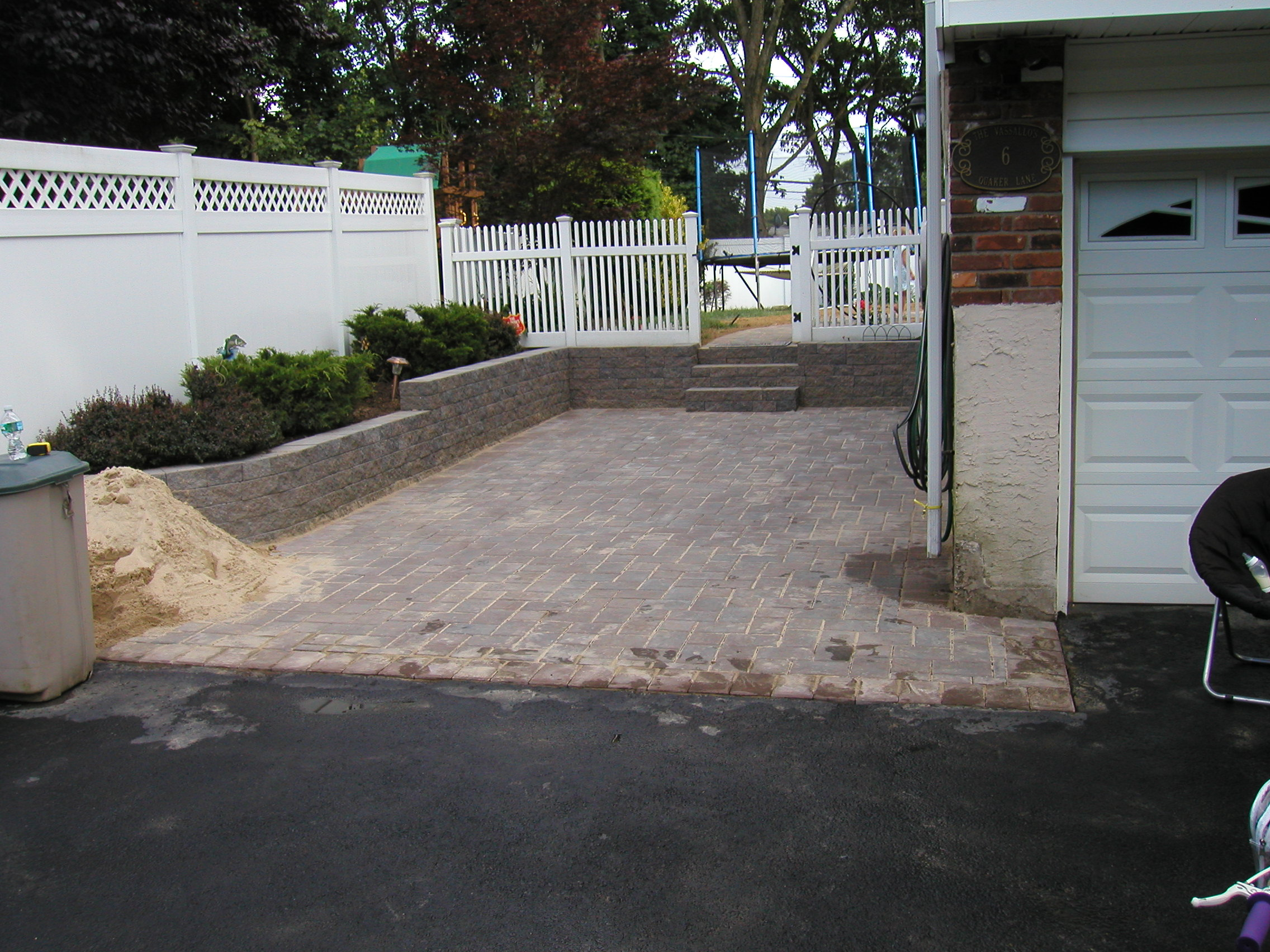 Retaining Wall Blocks Long Island